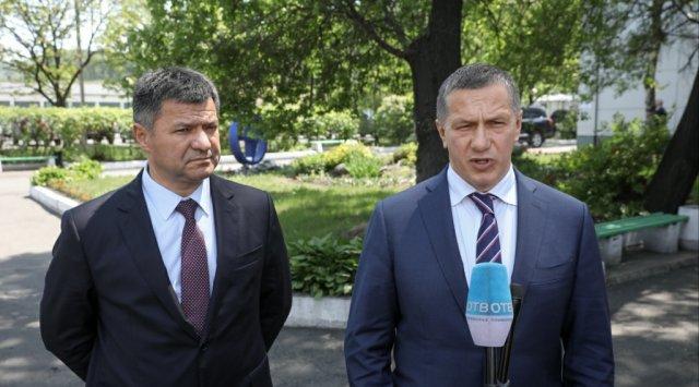 Тарасенко сообщил Трутневу, что гостей IV ВЭФ поселят на круизном лайнере